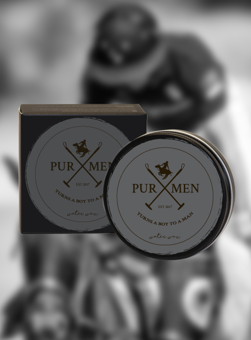PUR MEN water wax